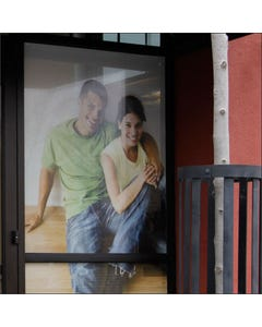 panofilm view thru window perf for signs and graphics
